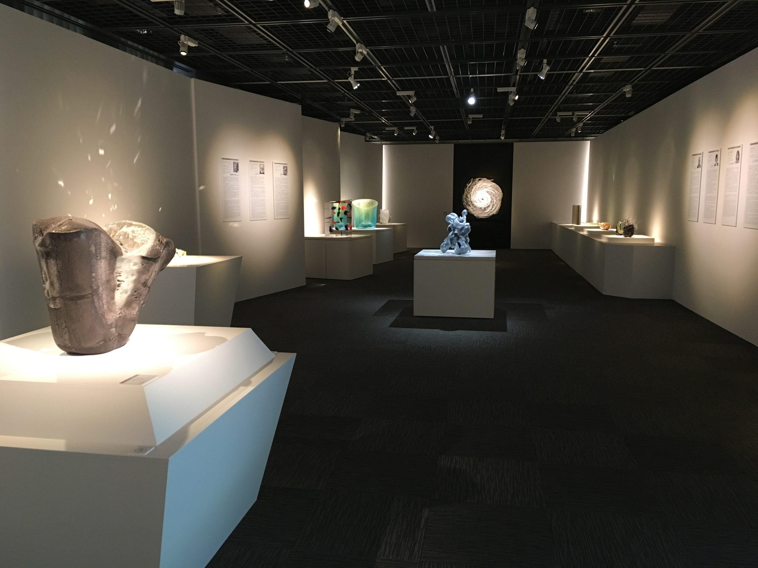 国際ガラス展・金沢2019 しいのき迎賓館